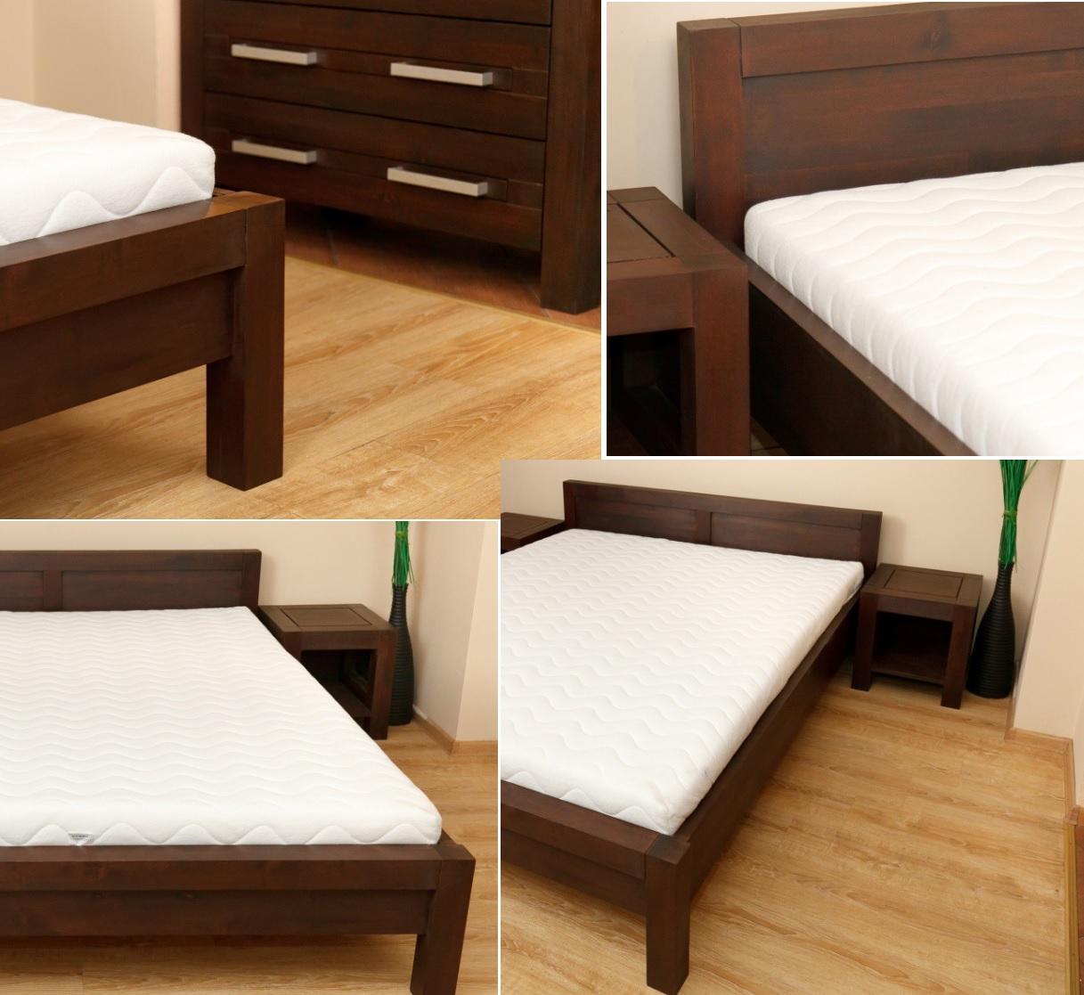 Manželská postel L 5