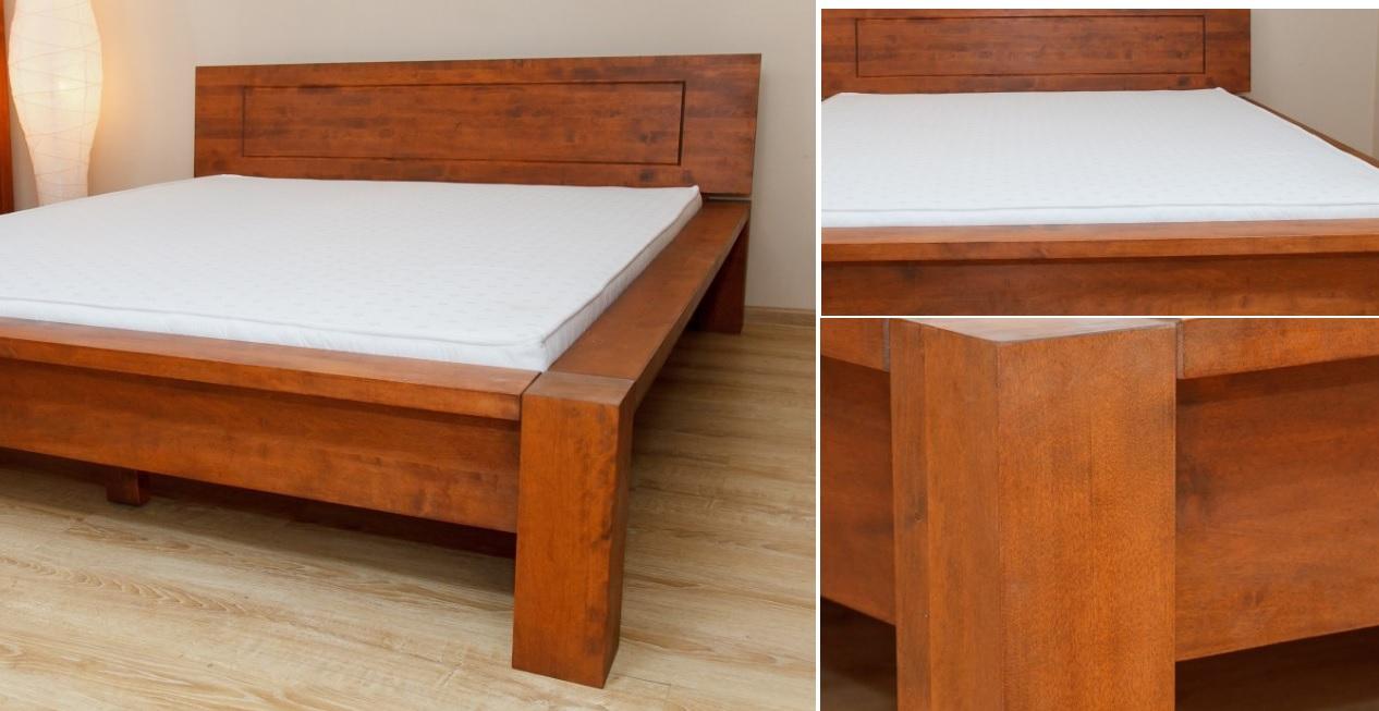 posteľ rossi orech - 180