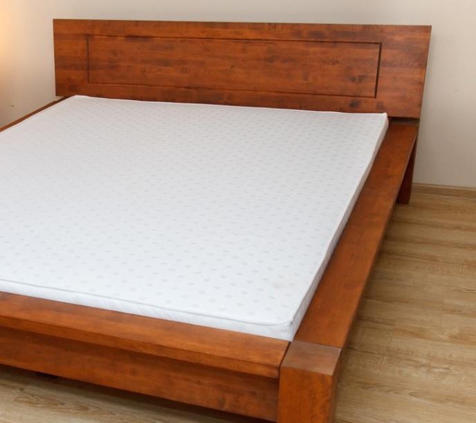 Manželská posteľ rossi orech