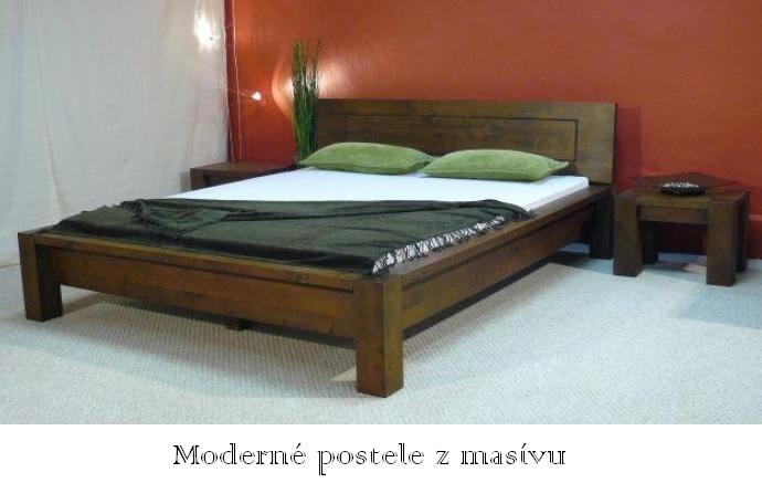 Moderné postele 160 x 200